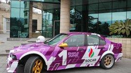 SOCAR Georgia Petroleum is the new sponsor for Georgian drift season