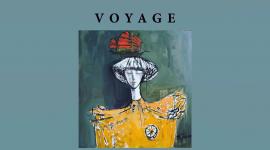 Voyage by Maya Jimsheleishvili