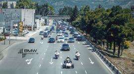 BMW ფესტივალი ჰუალინგის ცენტრში
