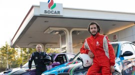 SOCAR drivers are best at drift.
